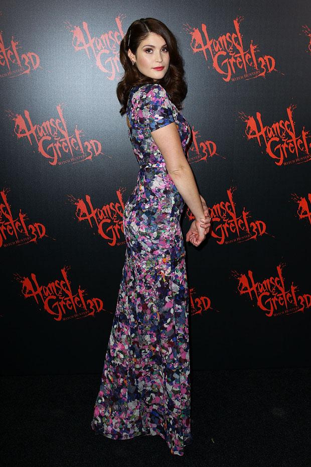 Gemma Arterton in Erdem