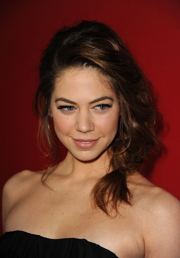 Analeigh Tipton in Barbara Bui