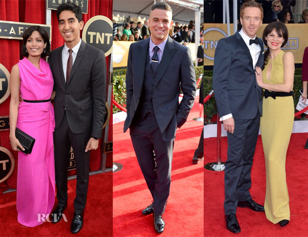 2013 SAG Awards Menswear Round Up 4