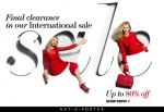 Get Up To 80% Off The Net-A-Porter Sale - Final Reductions