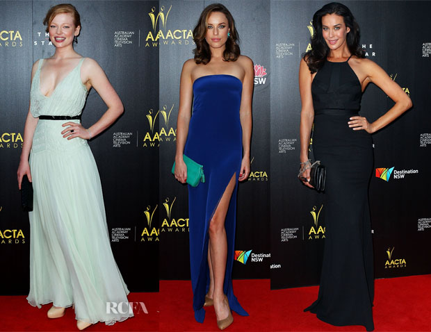 2nd Annual AACTA Awards Red Carpet Round Up 2