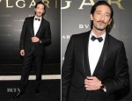 Adrien Brody In Fendi - Bulgari Hong Kong Event