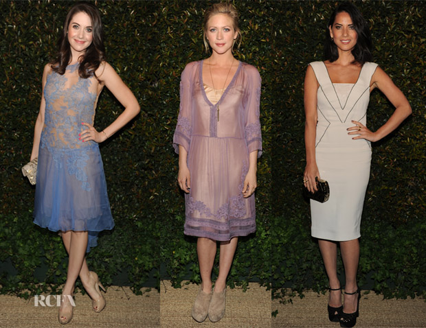 Alberta Ferretti And Vogue Limited Edition Collection Fashion Show & Dinner 2