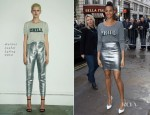 Alesha Dixon In Markus Lupfer - 'Britain's Got Talent' London Auditions