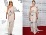 Ali Larter In Carolina Herrera - LA Art Show Opening Night Premiere Party