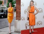 Amanda Seyfried In Roland Mouret - 2013 Producers Guild Awards