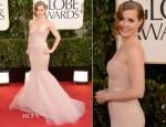 Amy Adams In Marchesa - 2013 Golden Globe Awards