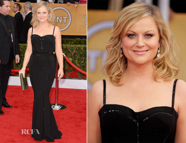 Amy Poehler In Zuhair Murad - 2013 SAG Awards