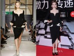 Angelababy In Balenciaga - 2013 Sina Weibo Awards