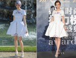 Angelababy In Chanel - Sohu Fashion Achievement Awards