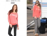 AnnaLynne McCord's Sol Angeles Pullover