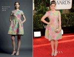 Ariel Winter In Valentino - 2013 Golden Globe Awards