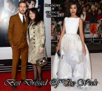 Best Dressed Of The Week - Ryan Gosling In Gucci & Kerry Washington In Giles