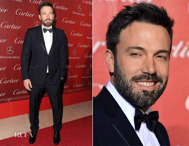 Ben Affleck In Gucci - 2013 Palm Springs International Film Festival Awards Gala