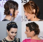 People's Choice Awards Trend Spotting: Braided Updos