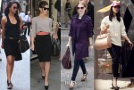Celebrities Love...Alexander McQueen's 'Heroine' Bag