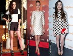 Celebrities Love...Louis Vuitton's Spring 2013 Chequered Print