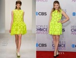 Chloe Moretz In Simone Rocha - 2013 People's Choice Awards