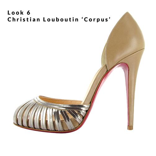 Look 6 - Christian Louboutin 'Corpus'