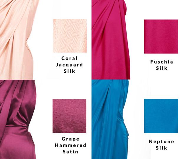 Colours & Fabrics Roland Mouret