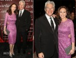 Diane Lane In Dolce & Gabbana and Richard Gere In Giorgio Armani - 2013 Palm Springs International Film Festival Awards Gala