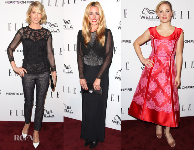 Elle's Women in Television Celebration 2