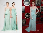 Ellie Kemper In Reem Acra - 2013 SAG Awards