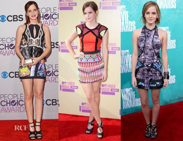 Emma Watson deja vu Style