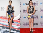Emma Watson In Peter Pilotto - 2013 People's Choice Awards