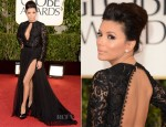 Eva Longoria In Emilio Pucci - 2013 Golden Globe Awards