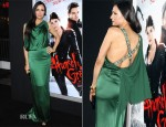 Famke Janssen In Temperley London - 'Hansel & Gretel: Witch Hunters' LA Premiere