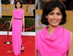 Freida Pinto In Roland Mouret - 2013 SAG Awards