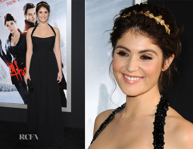 Gemma Arterton In Gucci - 'Hansel & Gretel Witch Hunters' LA Premiere