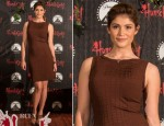 Gemma Arterton In Gucci - 'Hansel and Gretel: Witch Hunters' Mexico Photocall