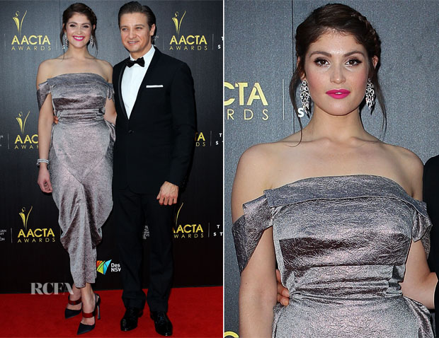 Gemma Arterton In Vivienne Westwood - 2nd Annual AACTA Awards