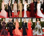 Who Was Your Best Dressed At The 2013 Golden Globe Awards?