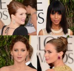Golden Globes Beauty: Flushed With Success