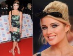 Helen Flanagan In Dolce & Gabbana - 2013 National Television Awards