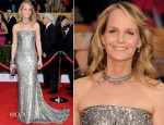 Helen Hunt In Romona Keveza - 2013 SAG Awards