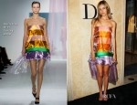 Isabel Lucas In Christian Dior - Christian Dior Sydney Boutique Opening