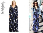 Jenna Dewan-Tatum's Rachel Pally Jersey Wrap Dress