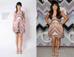 Jenna Ushkowitz In Jonathan Simkhai - FOX All-Star Party