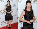 Jennifer Garner In Oscar de la Renta - 2013 Producers Guild Awards