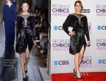 Jennifer Lawerence In Valentino Couture - 2013 People's Choice Awards