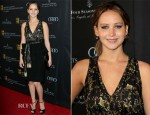 Jennifer Lawrence In Altuzarra - BAFTA Los Angeles 2013 Awards Season Tea Party
