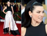 Julianna Margulies In Chado Ralph Rucci - 2013 SAG Awards