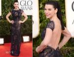 Julianna Margulies In Emilio Pucci - 2013 Golden Globe Awards