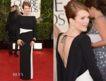 Julianne Moore In Tom Ford - 2013 Golden Globe Awards