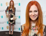 Juno Temple In Dolce & Gabbana - EE Rising Star Award: Nominations Announcement