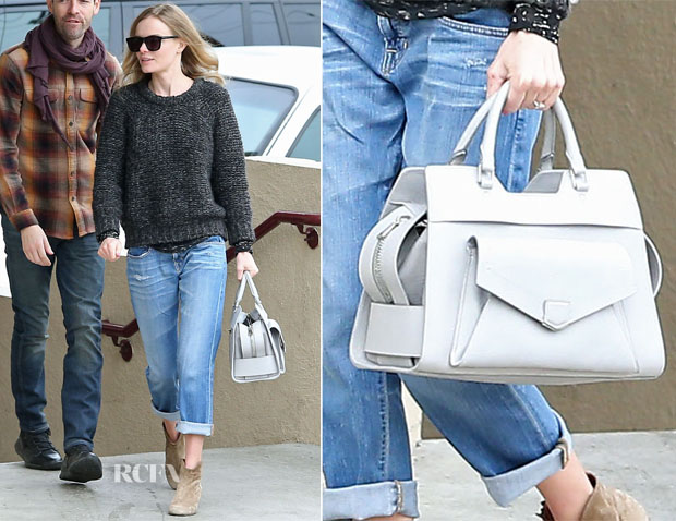 Kate Bosworth's Proenza Schouler PS13 Bag